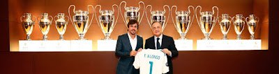 Fernando Alonso nombrado socio de honor del Real Madrid