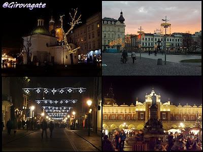 Natale Cracovia mercatini