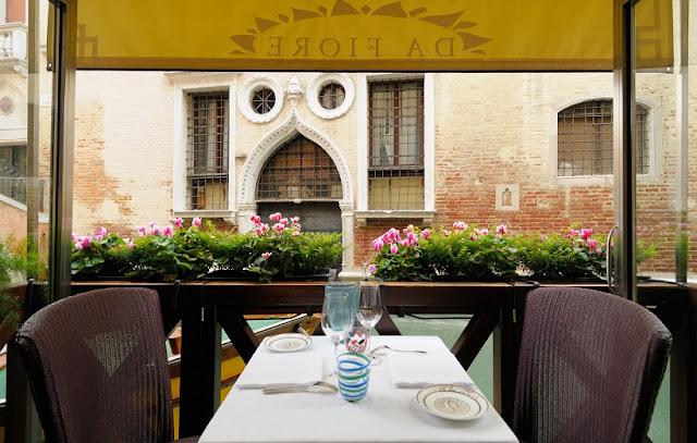 Restaurante Osteria da Fiore em Veneza
