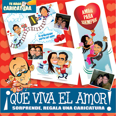14 febrero san valentin dia del amor caricatura