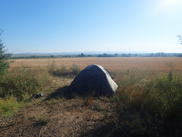 Pierwszy bułgarski biwak
