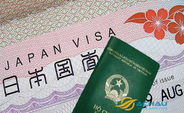 Những bước quan trong khi xin visa Nhật Bản ?