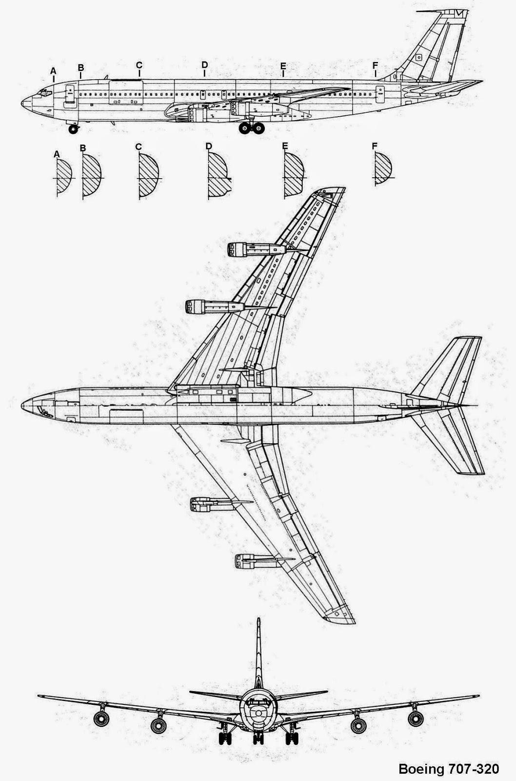 Altimagem Boeing 707