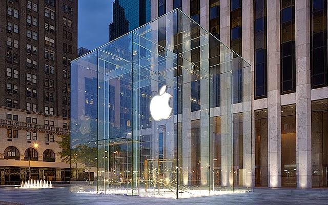 Apple publica seu primeiro artigo científico
