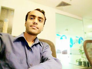 Sajal Mondal on duty in GP House