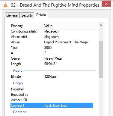 Cara Menghapus Copyright Pada Lagu