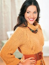 http://www.letsknit.co.uk/free-knitting-patterns/cowl-neck-cabled-sweater