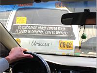 Lima. El ignorante ataca con la boca, el sabio se defiende con el silencio