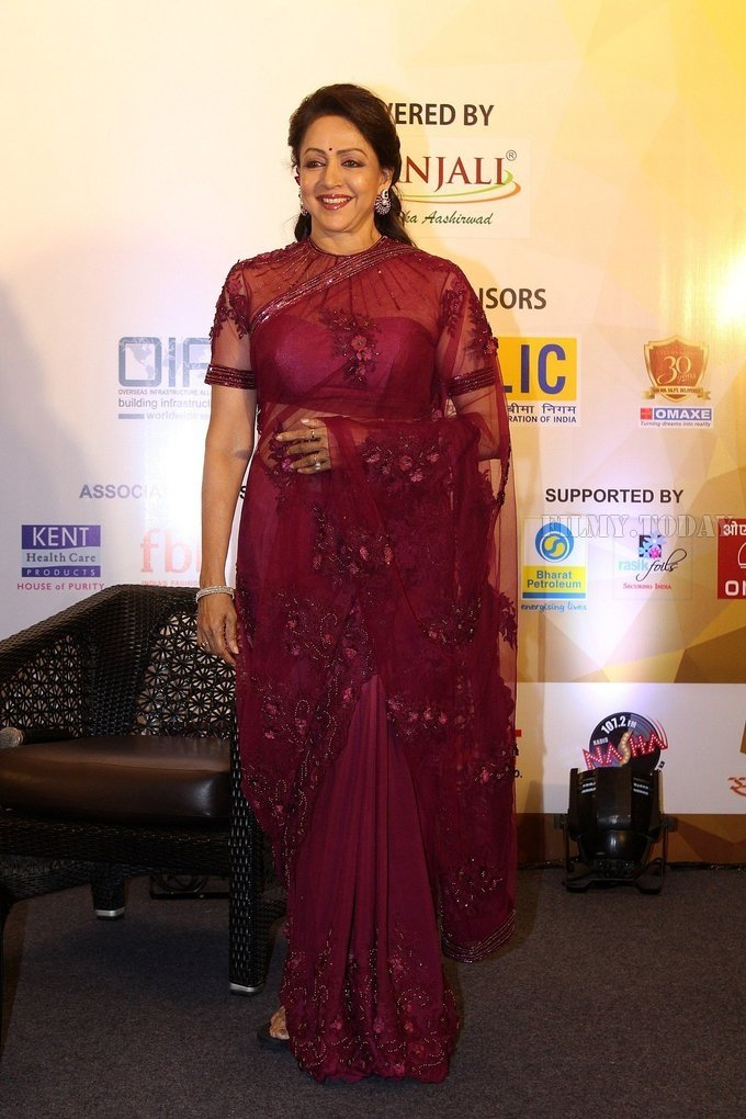 Hema Malini at The International Cultural Festival at JW Marriott In Juhu