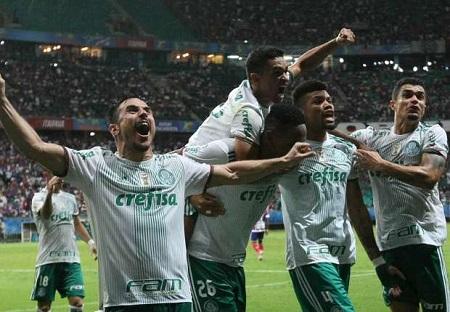 Assistir Palmeiras x Barcelona SC AO VIVO 05/07/2017