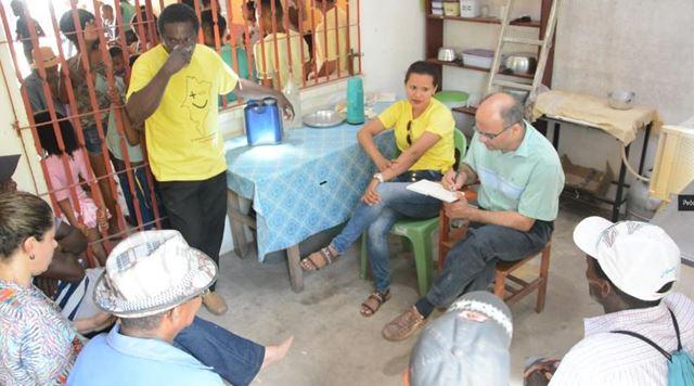 Mutirão da Cidadania garante pela primeira vez atendimentos em serviços básicos na comunidade quilombola de Camaputiua