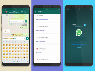 VTWhatsApp v4.0 Bugs Fixed