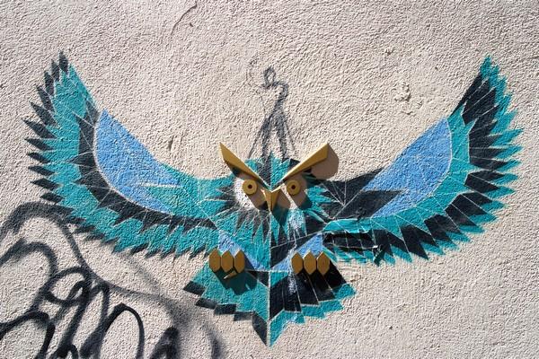 marseille panier street art