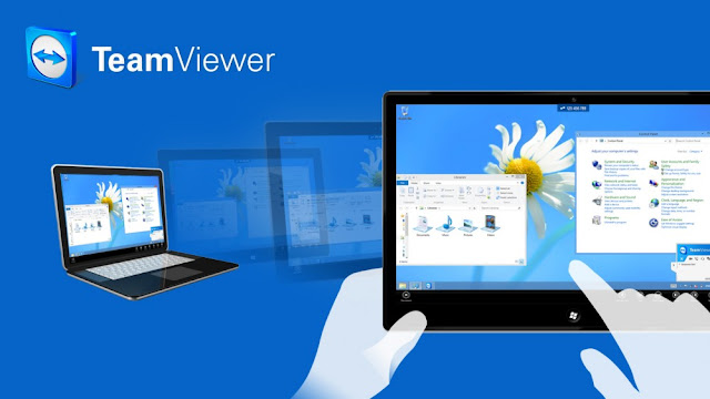 Download Software Team Viewer 2017 Full Version - Kumplit Software