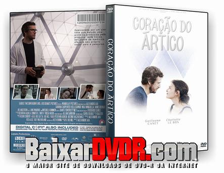 Coração do Ártico (2017) DVD-R AUTORADO
