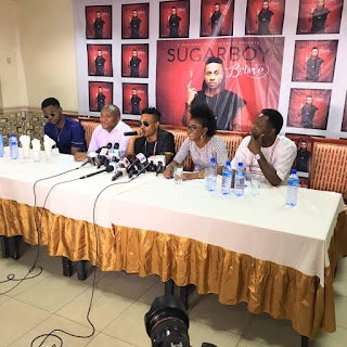 yesterday sugarboygww announced Album release date + concert
