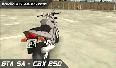 GTA SA - CBX 250 3