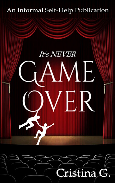 It's Never Game Over is Great on Kindle!