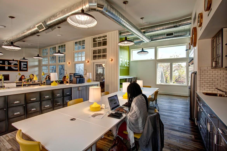 Destination Libraries: Coworking Spaces