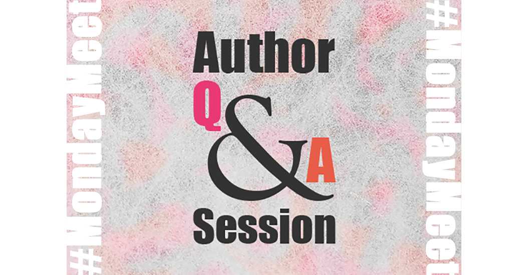 Monday Meet Author Q&A