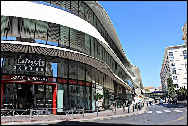 Galeries Lafayette em Marselha