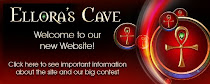 Checkout My Publisher's New Website & Join the Cave