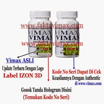 Distributor Resmi Vimax Asli