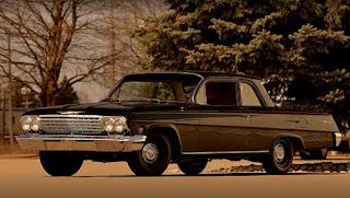 1962 Chevrolet Biscayne Front Left