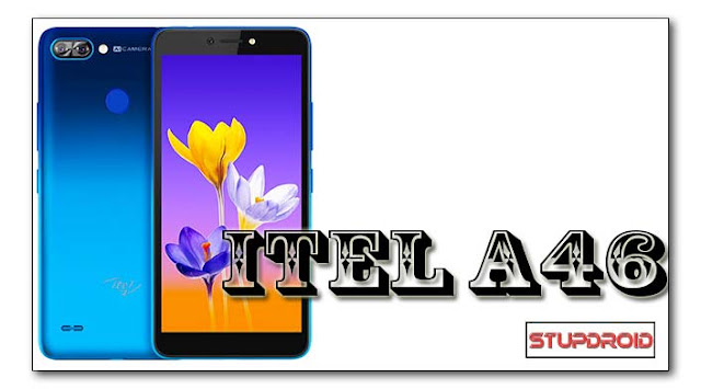 How to Install V037_9.0 Stock Firmware ROM on Itel A46