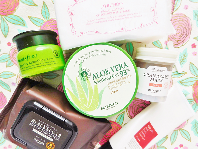 Collective K-beauty Haul