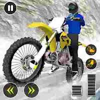 Snow Mountain Bike Racing 2019