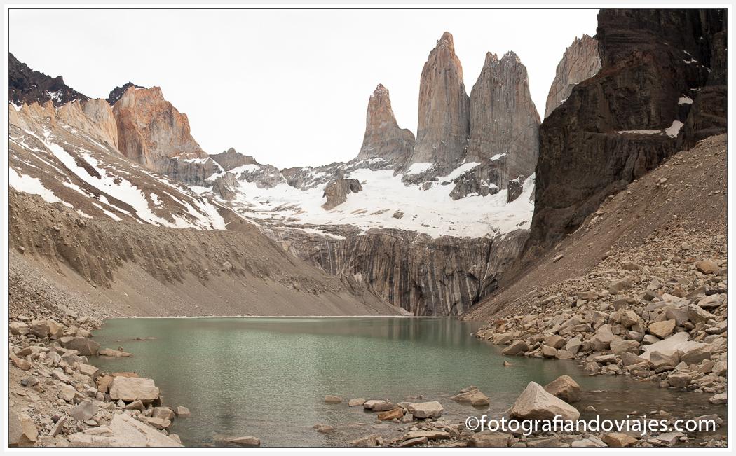 Mirador Torres del Paine Chile Patagonia