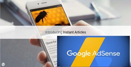 Google AdSense VS Facebook instant Article