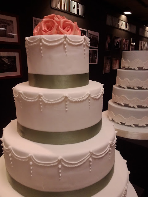 sposami wedding cake