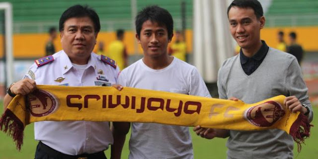 Sriwijaya FC Pecat Tiga Pemain dan Rekrut Dua Pemain Sumsel