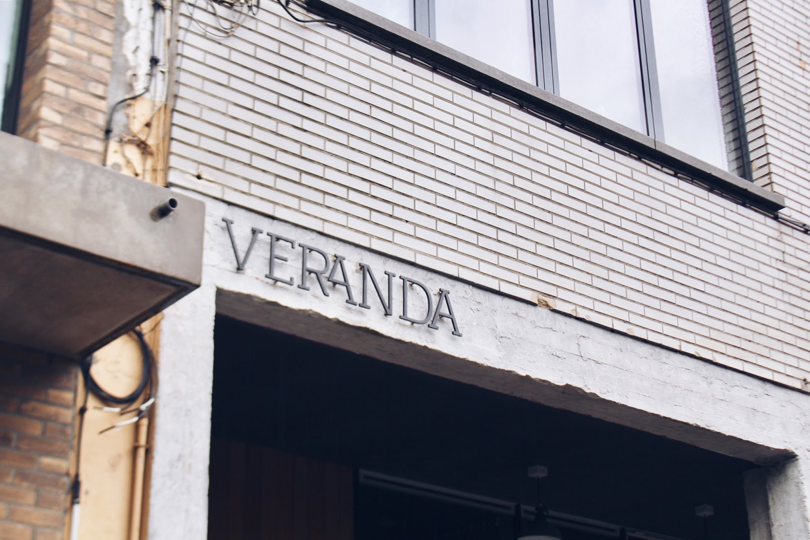 Restaurant Veranda | Antwerp