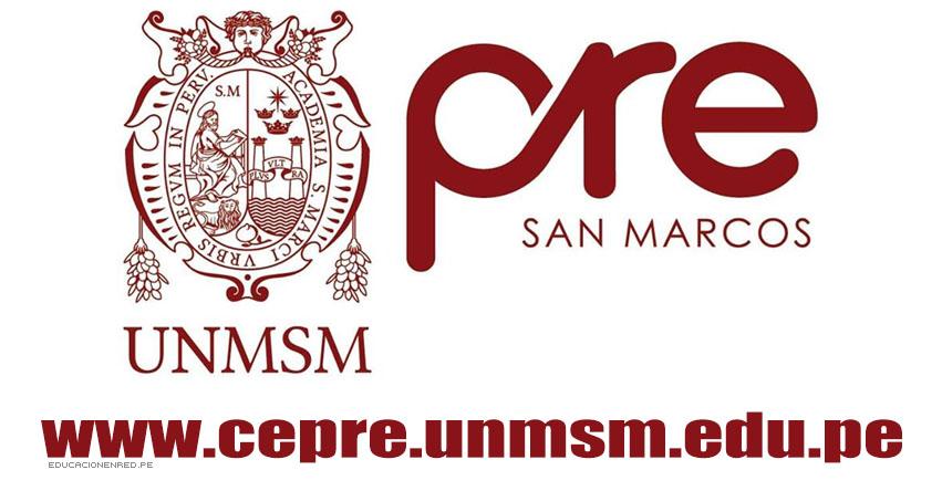Resultados Pre San Marcos CEPREUNMSM 2020-1 (Domingo 16 Agosto) Lista Aprobados - Primer Examen Ciclo Ordinario - Centro Pre Universitario - Universidad Nacional Mayor de San Marcos CEPUSM (UNMSM) INTRANET - www.cepre.unmsm.edu.pe