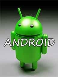 gambar bentuk android