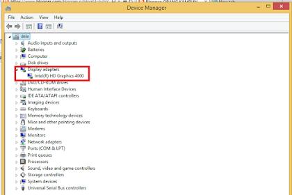 Cara Mengatasi Brightness yang tidak Berfungsi Windows 8.1