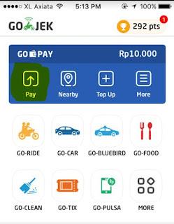 Cara Transfer GoPay dengan Mudah 2