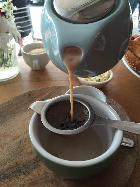 Trei, Glen Waverley, chai