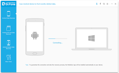 Pulihkan File dari Kartu SD Android Menggunakan PC