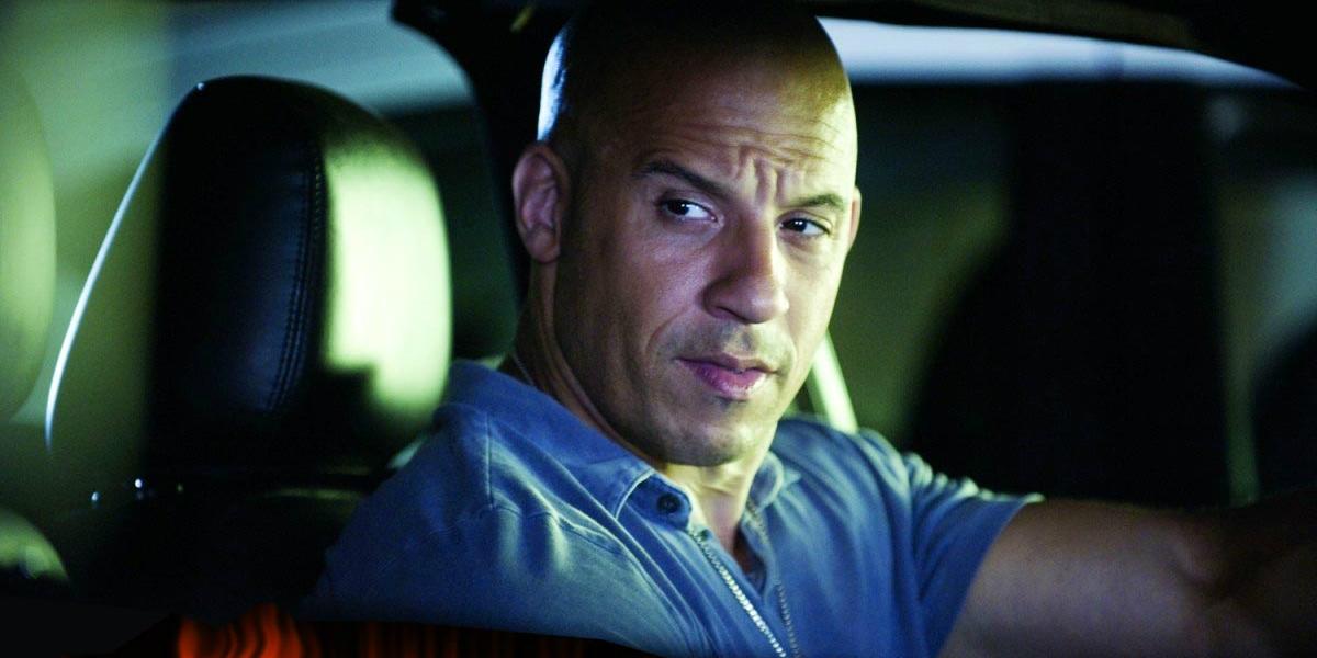 Vin Diesel Used Student Credit Card
