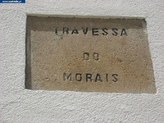 Travessa do Morais de Castelo de Vide, Portugal (Crossing)
