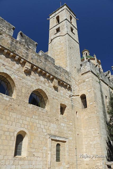 Torre de las Horas, Santes Creus