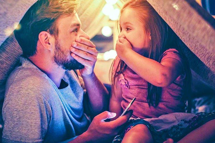 Birlikte zaman geçiren baba ve kız geçirmeyenlere göre birbirine daha yakındır.