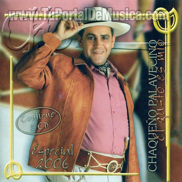 El Chaqueño Palavecino - El Gusto Es Mio (2 CDs) (2006)
