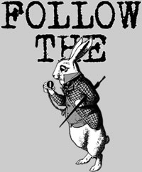 Qanon - Follow The White Rabbit