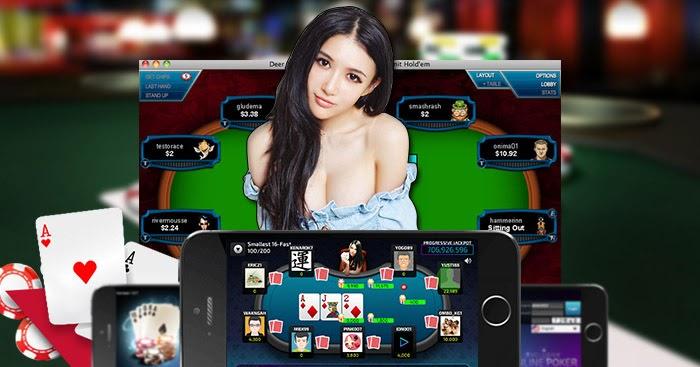 Situs Agen Judi Poker Online Terbaik Dan Terpercaya 2018 2019 Terbesar Di Indonesia