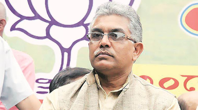 west bengal mla dilip ghosh, dilip ghosh,